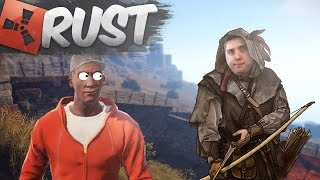 РАСТ СТРИМ СОЛО ВЫЖИВАНИЕ БОМЖА И ВАЙП СЕРВЕРА Rust Stream Rust Club 3