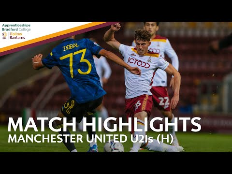 Bradford Manchester Utd U21 Goals And Highlights