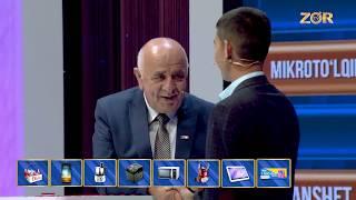 Boriga baraka 33-son Dilshod Mirzamurodov ko'rsatuvni tark etdi! (29.09.2018)
