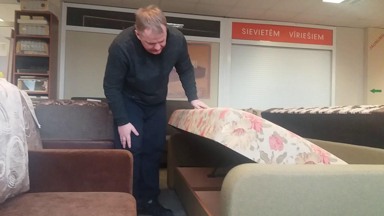 Купить кресло кровать в бобруйске - YouTube
