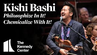 """Ben Folds Presents: """"Philosophize In It! Chemicalize With It!"""" by Kishi Bashi   DECLASSIFIED"""
