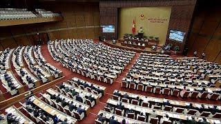 Khai mạc trọng thể kỳ họp thứ 6, Quốc hội khoá XIV