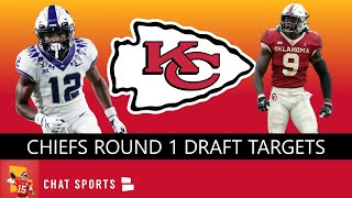 Chiefs Draft Rumors: Top 3 Players The Chiefs Should Target In Round 1 Of The 2020 NFL Draft