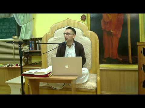 Шримад Бхагаватам 3.32.24 - Амала Кришна прабху