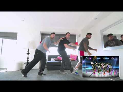 Pro Football Player Dance Off | Just Dance 4