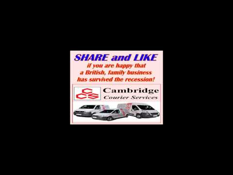 Cambridge Courier Services on Radio Cambridge