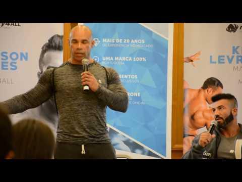 KEVIN LEVRONE Seminar in Portugal 2016