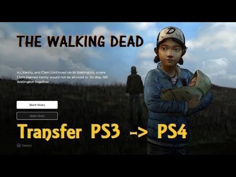 how to delete save files from ps4