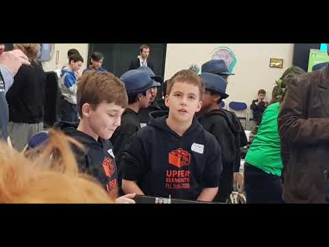 Success for St John's Beaumont School Year 5 boys at FIRST® LEGO® League Competition.