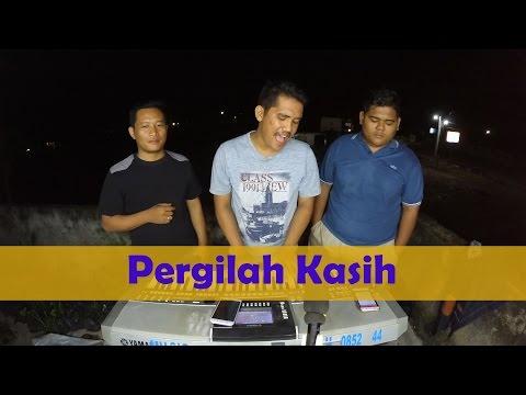 Pergilah Kasih (Trio Batak) Live Cover By D'Brothers Trio