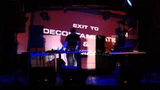 Panoramic Barrier feat Sir Weirdo - Poison Me LIVE at Gozsdu Mano Klub Budapest Okt 2013 Thumbnail