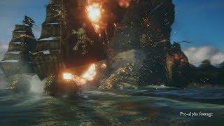 Skull and Bones Gameplay Walkthrough E3 2017 Trailer & Gameplay Demo PvP Ubisoft Press Conference