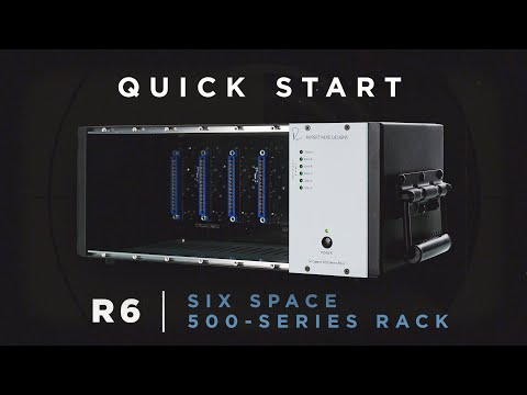 Quick Start: R6