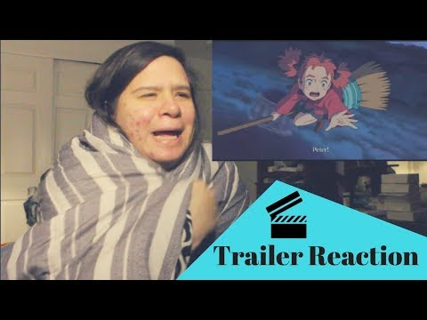 Vlogmas#10: 'Mary and the Witch's Flower' Trailer Dub&Sub