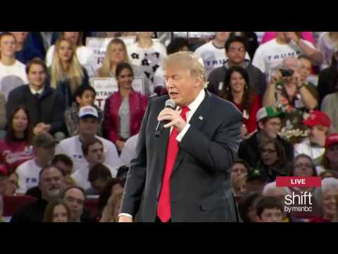 Breaking News Donald Trump Des Moines, Iowa FULL SPEECH (Part 1) Iowa State Fairgrounds Rally 12 11