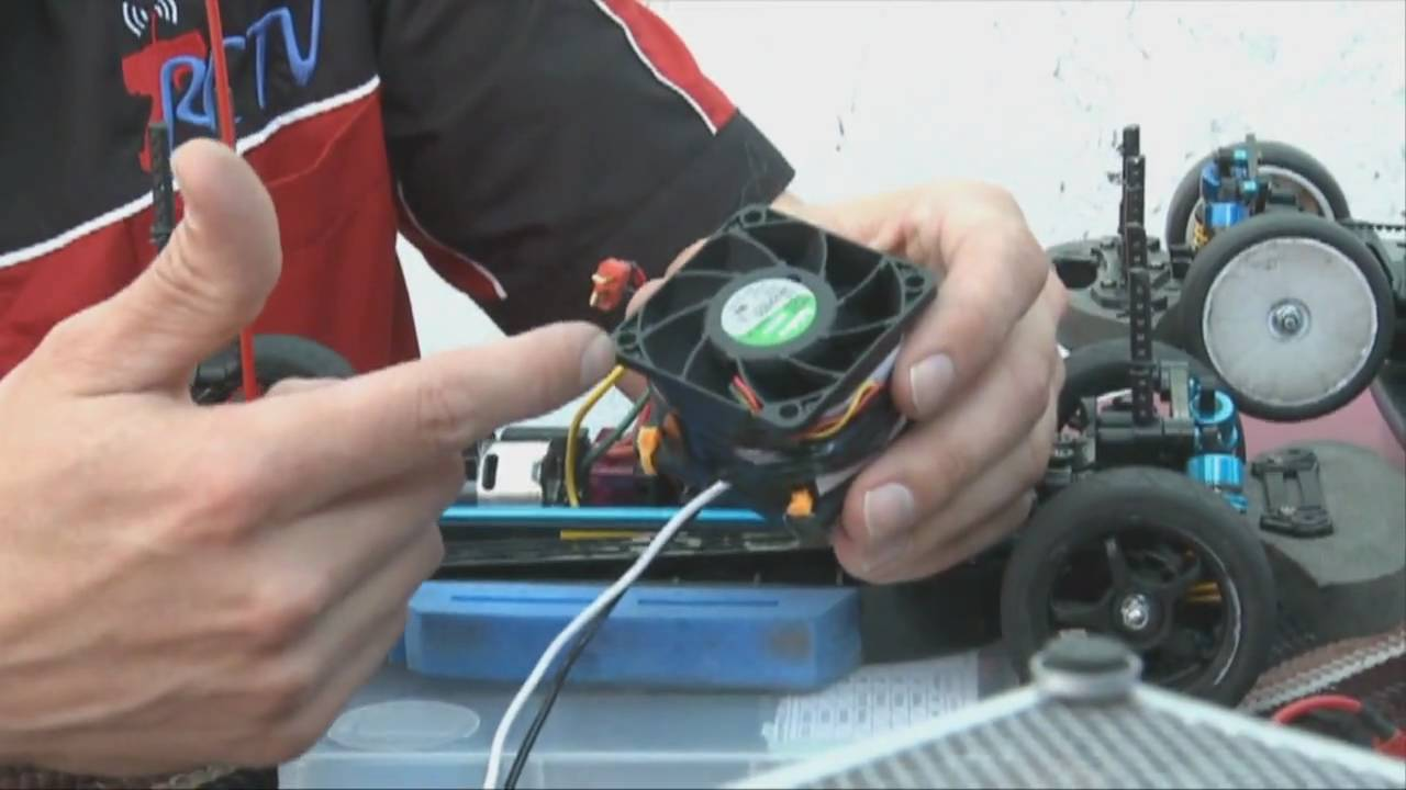 Cooling Your Rc Car 12c 3 Youtube