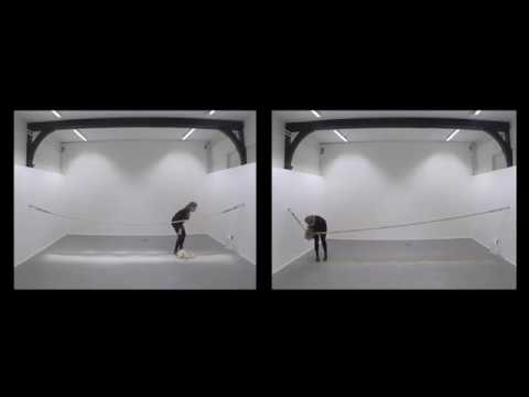Harriet Boardman 'Chalk and Flint' @ The Glass Tank Student Art Collection