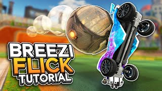 How To Breezi Flİck   Rocket League Tutorial