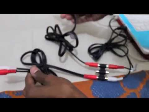 how to connect virtualdj to an external mixer with rca cables youtube rh youtube com