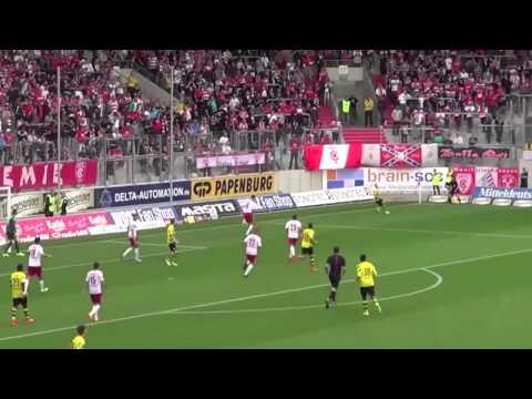 Joseph - Claude Gyau : Borussia Dortmund