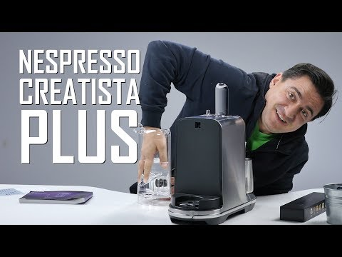 UNBOXING & REVIEW - Nespresso Creatista Plus