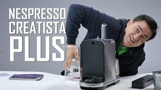 UNBOXING & REVIEW - Nespresso Creatista Plus