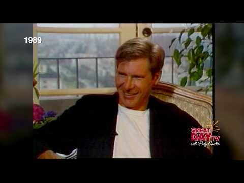 RETRO PATTY: young Harrison Ford talks about Indiana Jones