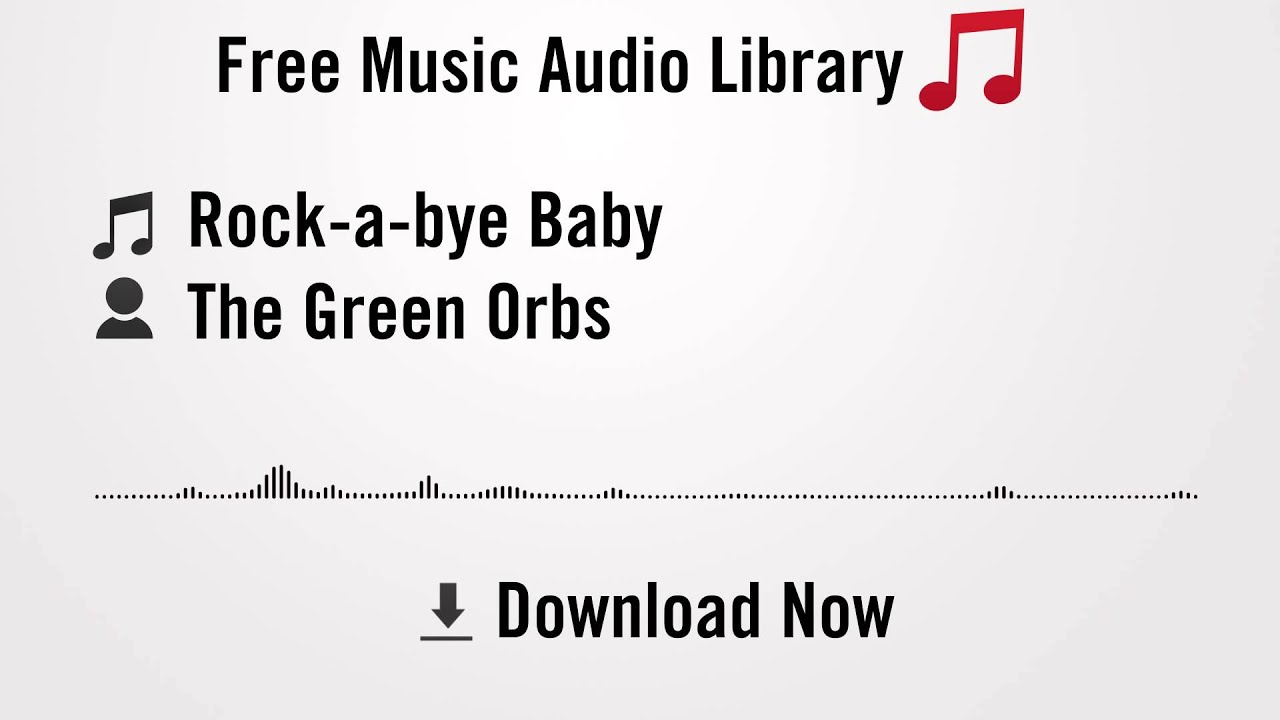 Rockabye baby sheet music for violin, viola, cello download free.