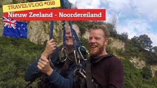 Vlog #018 - Het Noordereiland van NIEUW ZEELAND