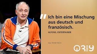 Alfons über sich als Mischung und über seine kluge Großmutter // 3nach9