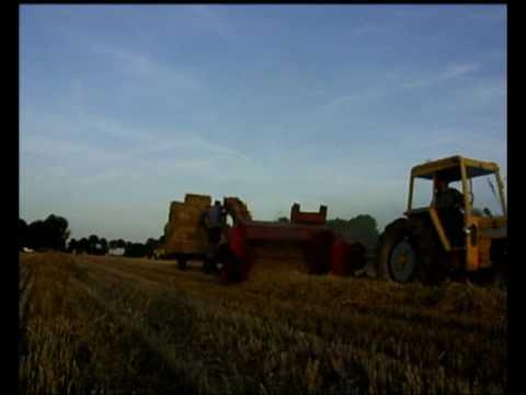 Bukh Jupiter In The Nostalgic Straw Harvest (2009)