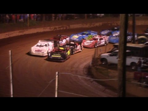 Winder Barrow Speedway Limited Late Model Feature Race 8/13/16