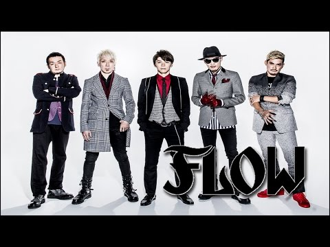 Top 18 FLOW Anime Songs (60fps)