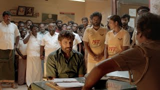 Kanaa | Sathyaraj challenges the villagers | Mazhavil Manorama