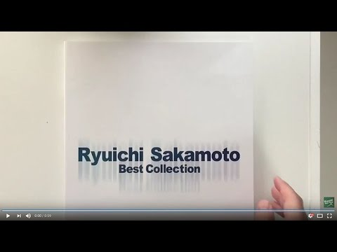 Ryuichi Sakamoto Collection for Easy Piano Solo Sheet Music