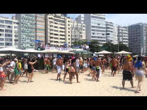 Copacabana Beach Party