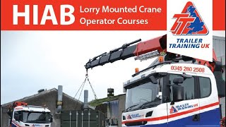 Free 1 Day CPC With Booked HIAB Course