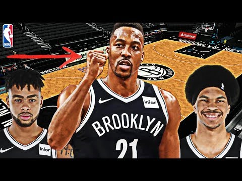 2 Max Contracts! Dwight Howard Traded! Brooklyn Nets Rebuild