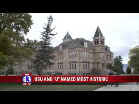 Utah State University the Most Impressive Historic College Campus in the US