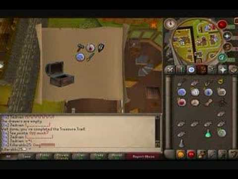 2 3rd Age Items 1 Clue - Best Clue in Runescape History