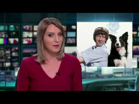 Former Blue Peter presenter John Noakes dies aged 83 - ITV News report  29th May 2017