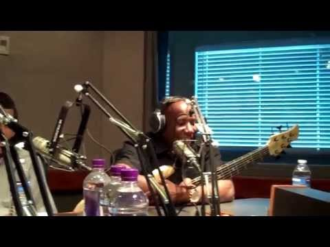 Blake Aaron Radio Show - Interview of  Nathan East Part I