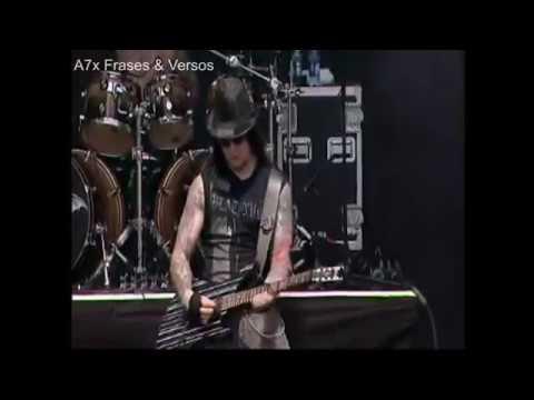 Avenged Sevenfold - To End The Rapture LIVE (Legendado)