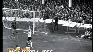 Copa del Mundo 1966 (revista Simplemente Fútbol Febrero)