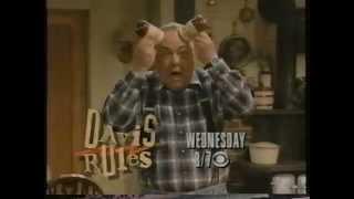 CBS TV Show Promos 1992