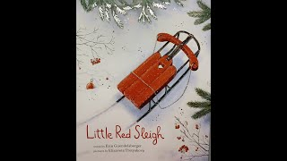 The Little Red Sleigh part 2