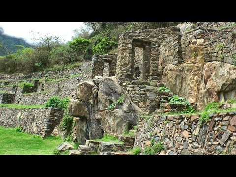 6-Day Hike To Choquequirao & Machu Picchu, Peru In HD