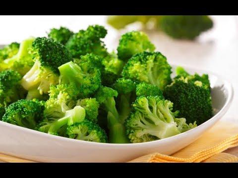 Как правильно приготовить брокколи замороженную на сковороде