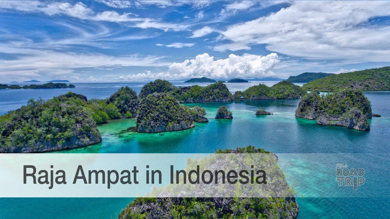 Raja Ampat in Wonderful Indonesia is simply stunning ...