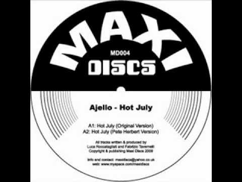 Ajello - Hot July - Marius Version